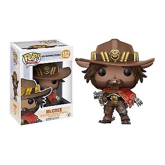 Funko Pop Overwatch McCree Vinyl Figure