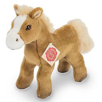 Hermann Teddy Horse with sound 19 cm