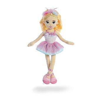 Aurora Welt Ballerina Mia Puppe Plüsch