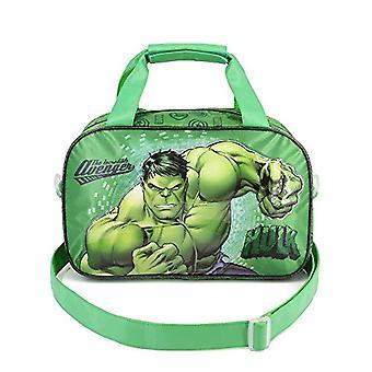 Karactermania Hulk Rage-Street Sportpocket Children's sports bag - 38 cm - Green (Green)