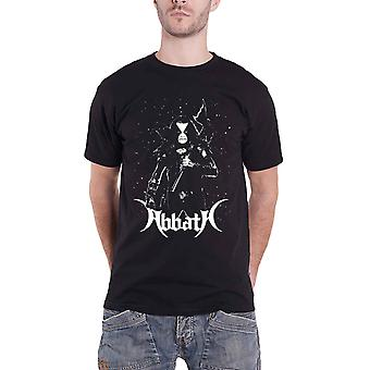 Abbath T Shirt Blizzard Band Logo nowe Official Mens Black
