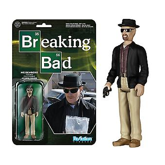 Breaking Bad Heisenberg ReAction Figure