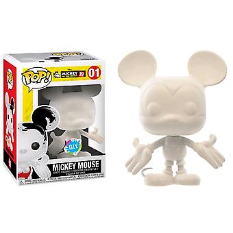 Mickey Mouse 90th Mickey Mouse (DIY) US Exclusive Pop! Vinyl