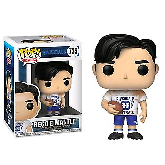 Riverdale Reggie Mantle in Football Uniform Pop! Vinyl