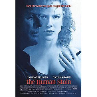 The Human Stain (Single Sided Regular) (2003) Original Cinema Poster