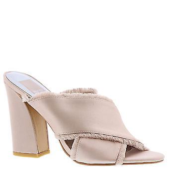 Dolce Vita Womens Henry Satin Open Toe Dress Sandals