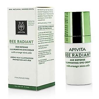Apivita Bee Radiant Age Defense világító Eye Cream-15ml/0.54 oz