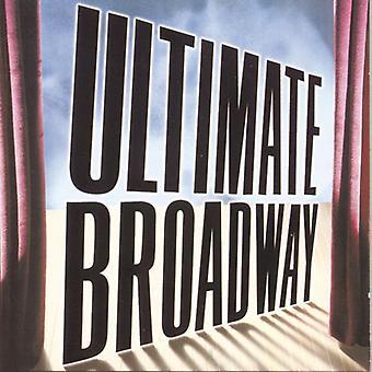 Ultimate Broadway - Vol. 1-Ultimate Broadway [CD] USA import