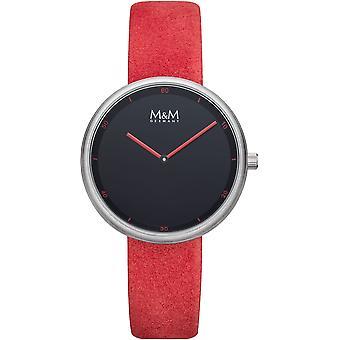 M & M Alemania M11955-726 Minutos reloj de señoras