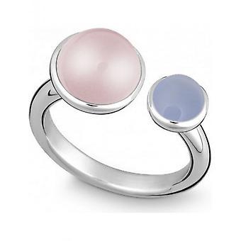 QUINN - Ring - Damen - Silber 925 - Weite 56 - 021080630