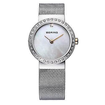 Bering 10725-010 Women's Milanese Mesh Strap Wristwatch