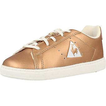 Le Coq Sportif Sneakers Courtone Inf Metallic Color Rosegold