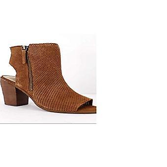 Dolce Vita Noele Women's DK Saddle Suede Bootie Size US 7