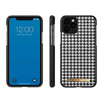iDeal Da Suécia iPhone 11 Pro Shell-Houndstooth