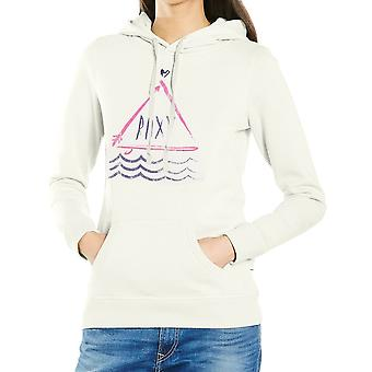 Roxy Gary Hoodie A Pullover Hoody in Sea Spray