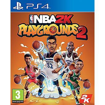 NBA 2K Playgrounds 2 PS4 Game