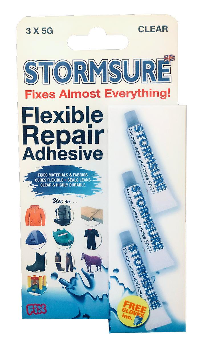 Stormsure Flexible Repair Adhesive 3x5g