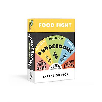 Punderdome Food Fight Expansion Pack by Jo Firestone