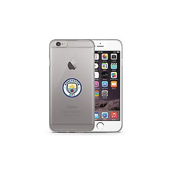 Manchester City FC iPhone 7/8 TPU Case