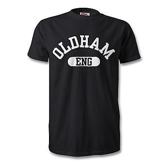 オルダム イギリス市 t シャツ