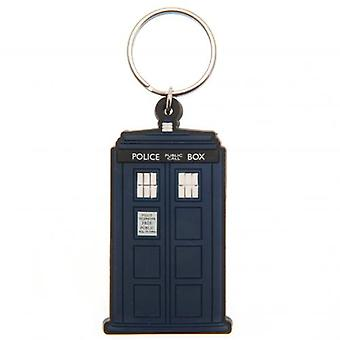 Doctor Who PVC Schlüsselanhänger Tardis