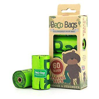 Beco Taschen 4 Rollen x 15 Taschen