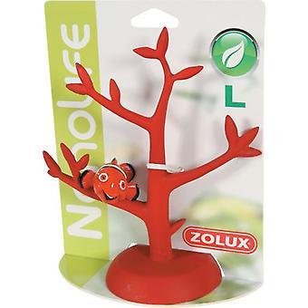 Zolux Decor. Tree Clownfish L (Fische , Aquariumsdeko , Künstliche Pflanzen)