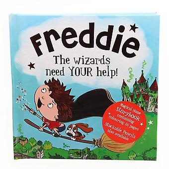 Geschichte & Heraldik magischen Namen Storybook - Freddie