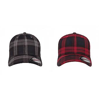 Flexfit By Yupoong Tartan Plaid Cap