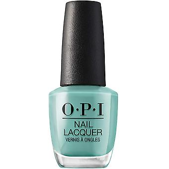 OPI Mexico City Nail Lacquer Collection - Verde Trevligt att träffa dig M84