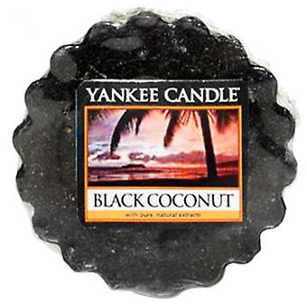 Yankee Candle Wax Tart Melt Black Coconut