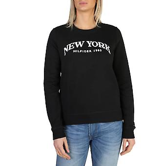 Tommy Hilfiger Original Women All Year Sweatshirt - Black Color 38961