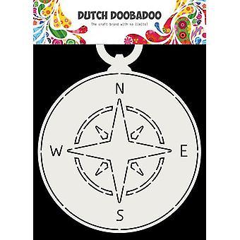 Dutch Doobadoo Card art Fold Compass 145x190mm 470.713.717