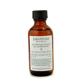 Pevonia Botanica Aromatherapy Face Oil - Dry, Devitalized Skin (Salon Size) 60ml/2oz