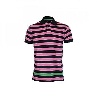 Barbour Placement Stripe Polo