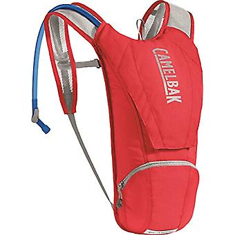 CamelBak Classic - Unisex-Adult Backpack - Red/Silver - 2.5 L
