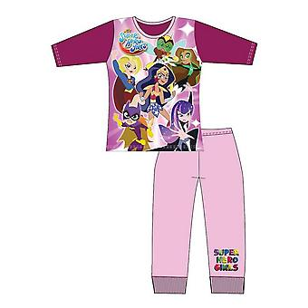 DC Comics Tytöt Super Hero Tytöt Pyjama Set