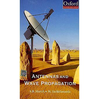 Antennas and Wave Propagation by A.R. Harish - M. Sachidananda - 9780