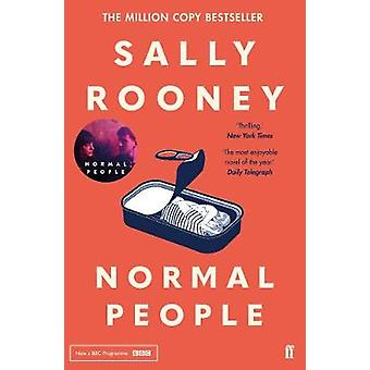 Normal People by Sally Rooney - 9780571334650 Book