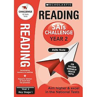 Reading Skills Tests (Year 2) KS1 by Jillian Powell - 9781407183688 B