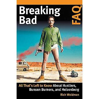 Breaking Bad FAQ - All That's Left to Know About Hustlers Bunsen Burne
