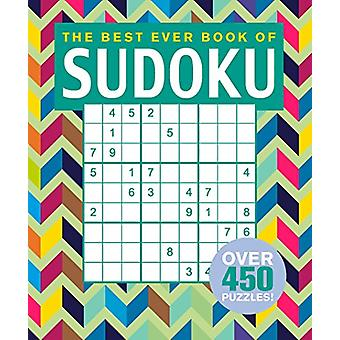 The Best Ever Book of Sudoku by Eric Saunders - 9781788887144 Book