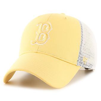 47 Brand Trucker Cap - FLAGSHIP Boston Red Sox maize yellow
