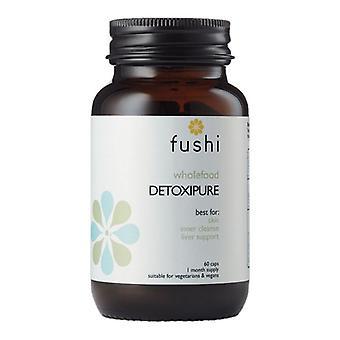 Fushi Wellbeing Detoxipure Veg Caps 60 (F0021223)