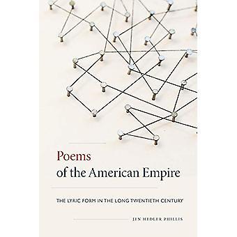 Poesie dell'impero americano - La forma lirica nel lungo ventesimo secolo