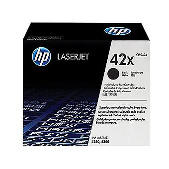 Hp 42X Black Toner 20000 Page Yield