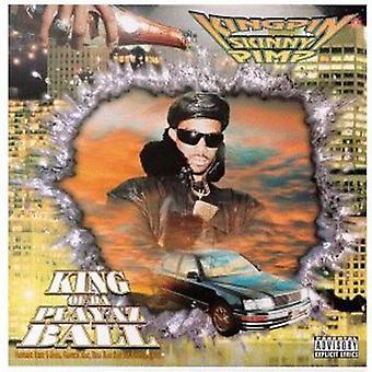 Skinny Pimp - King of Da Playaz Ball [CD] USA import
