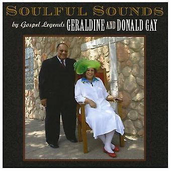 Geraldine Gay & Donald - Soulful Sounds [CD] USA import