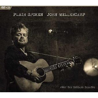 John Mellencamp - Plain Spoken From the Chicago Theatre [CD] USA import