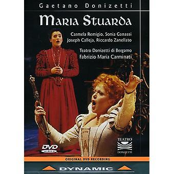 G. Donizetti - Maria Stuarda-Comp Opera [DVD] USA import